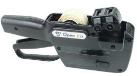 Open S14 Kétsoros Árazógép