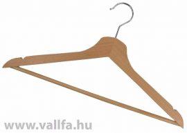 43cm Ing Fa Vállfa Nadrágtartós