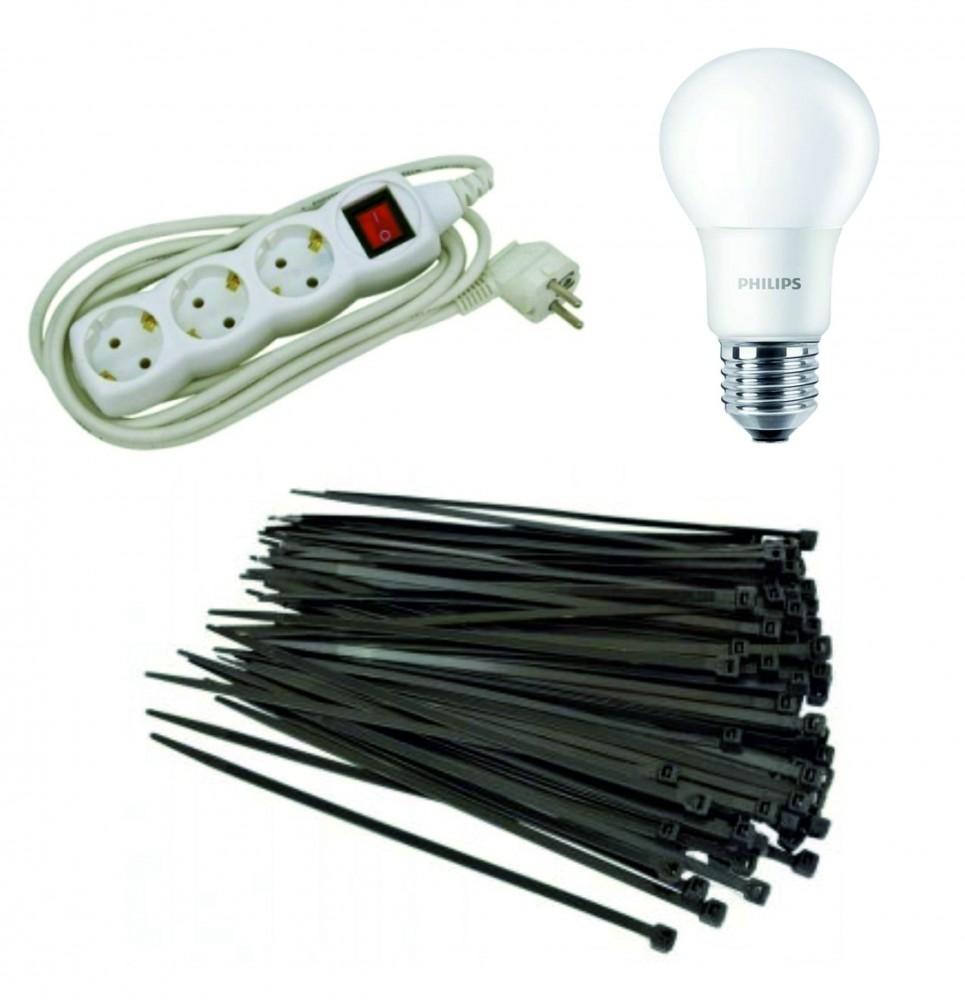 Kábelkötegelő , Műanyag gyorskőtöző