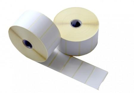 Papír vonalkód címke